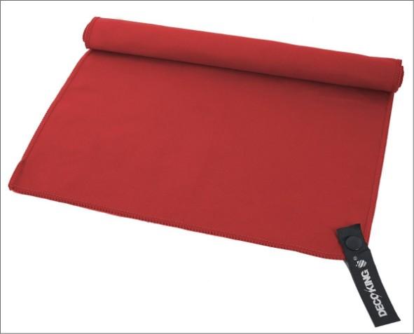 Czerwony Ręcznik ekea